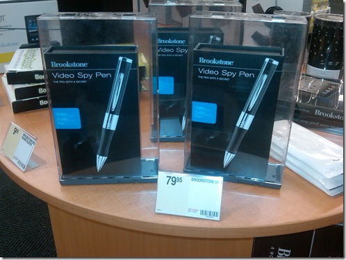Video Pen for Sale at Staples